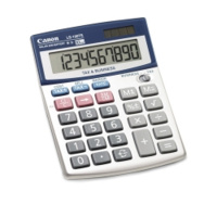 CANON LS100TS CALCULATOR DUAL POWER 10 DIGIT