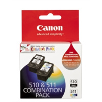 CANON PG-510 + CL-511 COMBO PACK