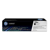 HP CE310A NO.126A TONER CARTRIDGE BLACK