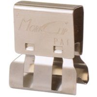 CARL MC52 MORI CLIPS SMALL STEEL BOX 50
