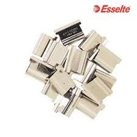ESSELTE NALCLIP REFILLS SMALL PACK 50 SILVER