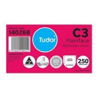 TUDOR C3 WHITE HEAVY 458x324 PEEL N SEAL ENVELOPE 140268 BOX 250