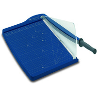 GBC CL100 A4 GUILLOTINE 10 SHEETS BLUE
