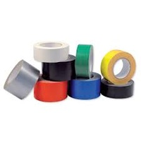 CLOTH BINDING TAPE 75mm x 25m DARK BLUE