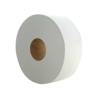 JUMBO TOILET ROLL LUXE SOFT 2 PLY X 300m BOX 8