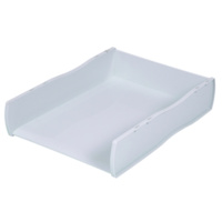 ESSELTE 46797 NOUVEAU DOCUMENT TRAY DOVE GREY