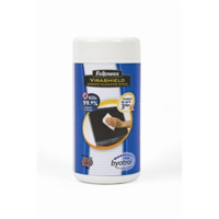 FELLOWES VIRASHIELD SCREEN CLEANING WIPES TUB 75