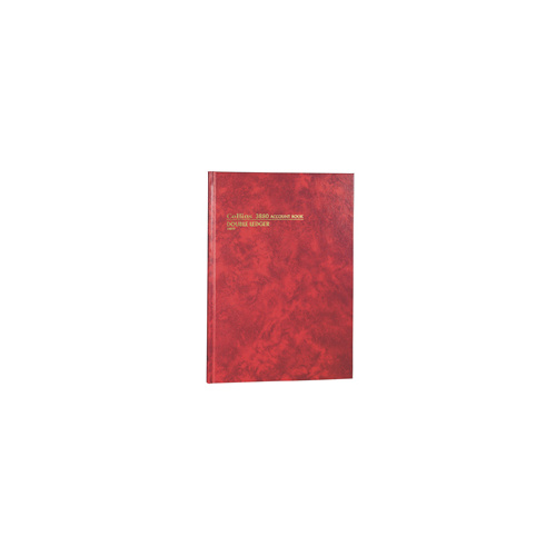 COLLINS 3880 SERIES ACCOUNT BOOK A4 FEINT PAGED 84 LEAF